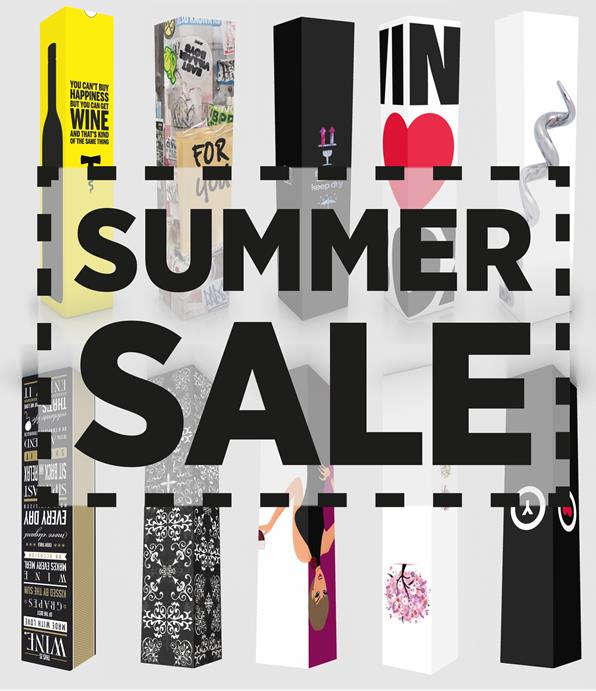 JUSTABOX Summer Sale!
